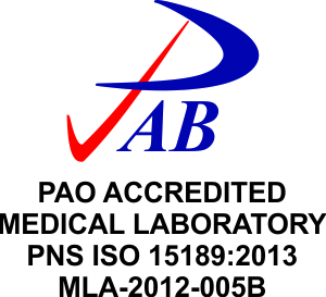 LCM Diagnostics - PAO Accredited Medical Laboratory PNS ISO 15189:2013 MLA-2012-005B